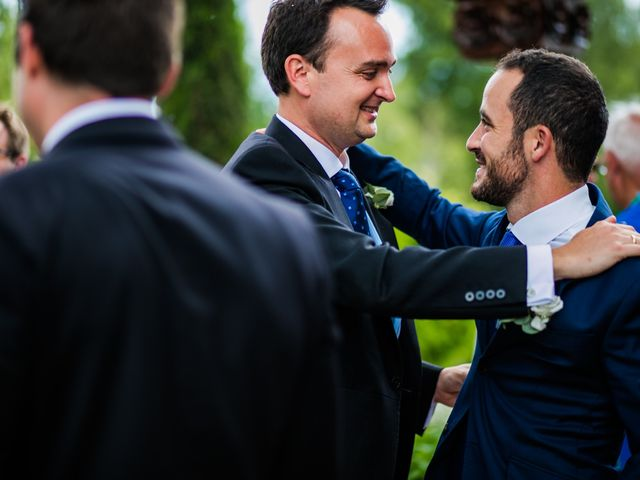 La boda de Edward y Nuria en Torremocha Del Jarama, Madrid 58