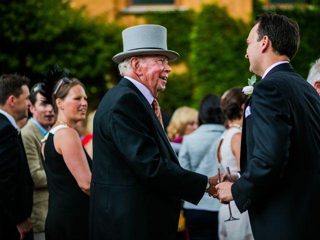 La boda de Edward y Nuria en Torremocha Del Jarama, Madrid 67