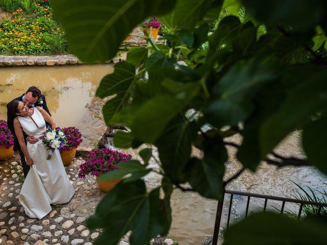 La boda de Edward y Nuria en Torremocha Del Jarama, Madrid 68