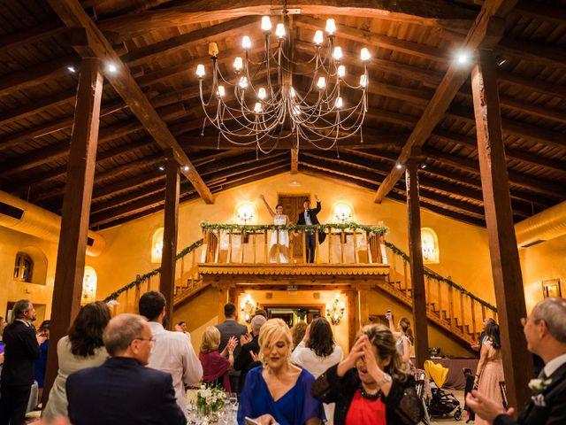 La boda de Edward y Nuria en Torremocha Del Jarama, Madrid 79
