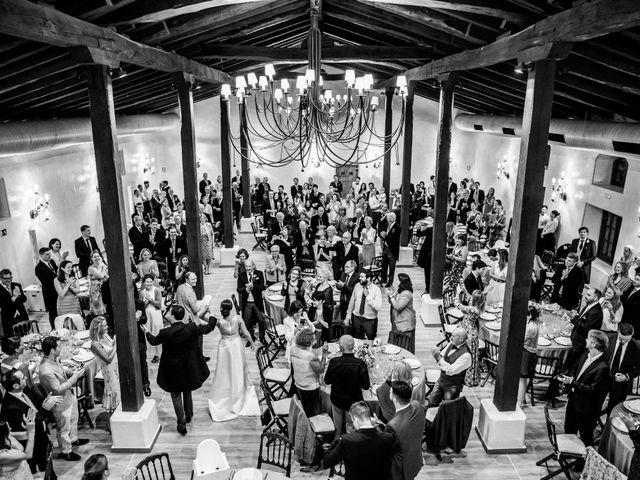 La boda de Edward y Nuria en Torremocha Del Jarama, Madrid 80