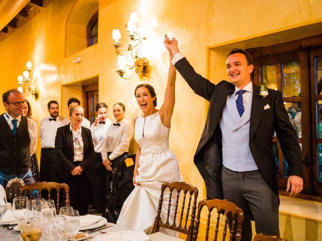 La boda de Edward y Nuria en Torremocha Del Jarama, Madrid 82