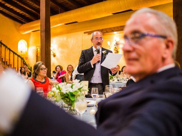 La boda de Edward y Nuria en Torremocha Del Jarama, Madrid 85