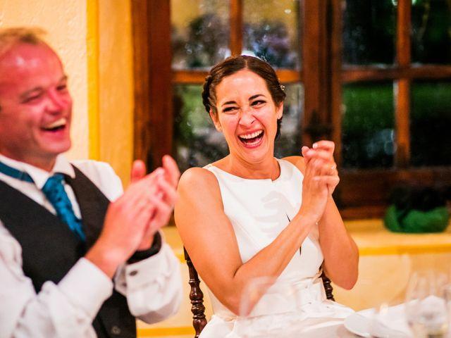 La boda de Edward y Nuria en Torremocha Del Jarama, Madrid 90