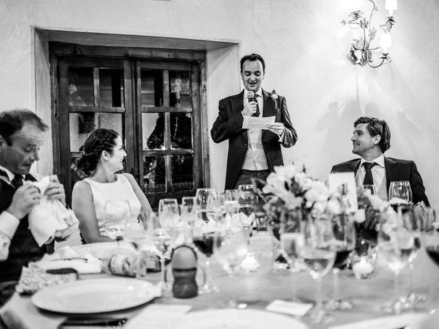 La boda de Edward y Nuria en Torremocha Del Jarama, Madrid 91