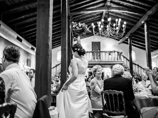 La boda de Edward y Nuria en Torremocha Del Jarama, Madrid 95