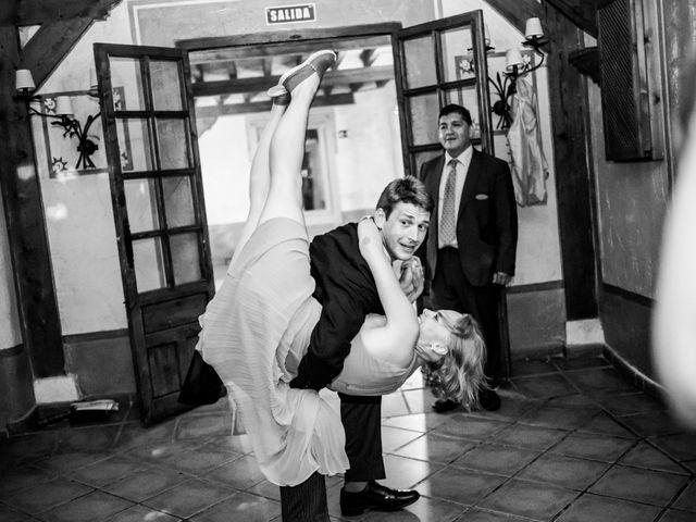 La boda de Edward y Nuria en Torremocha Del Jarama, Madrid 101