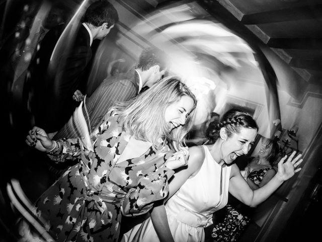 La boda de Edward y Nuria en Torremocha Del Jarama, Madrid 112