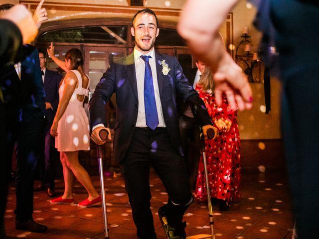 La boda de Edward y Nuria en Torremocha Del Jarama, Madrid 119