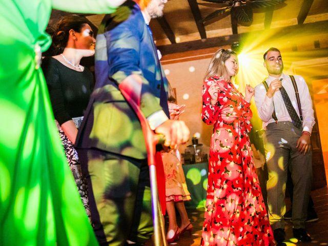 La boda de Edward y Nuria en Torremocha Del Jarama, Madrid 121