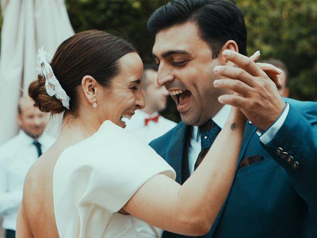 La boda de Alba y Cobo