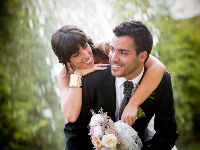 La boda de Cris y Josep