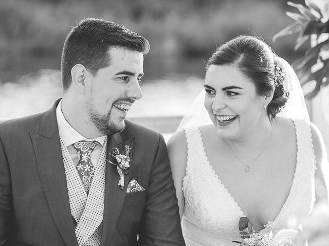 La boda de César y Marta en Arganda Del Rey, Madrid 49