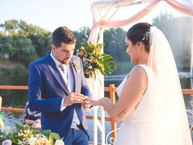 La boda de César y Marta en Arganda Del Rey, Madrid 52