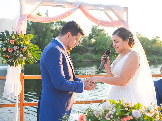 La boda de César y Marta en Arganda Del Rey, Madrid 54