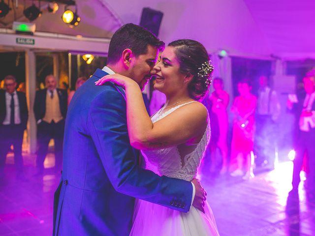 La boda de César y Marta en Arganda Del Rey, Madrid 79