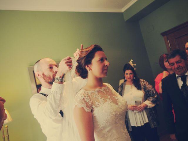 La boda de Jesús y Fuencis en Plasencia, Cáceres 12