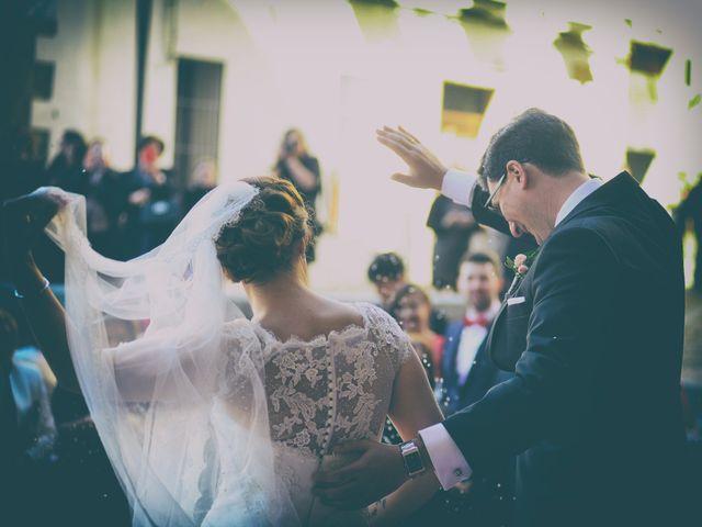 La boda de Jesús y Fuencis en Plasencia, Cáceres 17