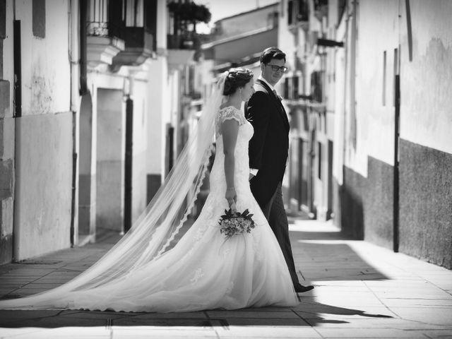 La boda de Jesús y Fuencis en Plasencia, Cáceres 19