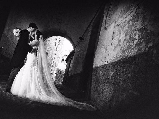 La boda de Jesús y Fuencis en Plasencia, Cáceres 20