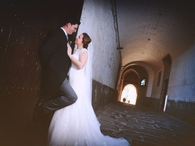La boda de Jesús y Fuencis en Plasencia, Cáceres 21
