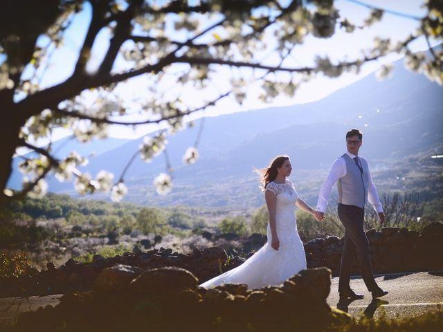 La boda de Jesús y Fuencis en Plasencia, Cáceres 43