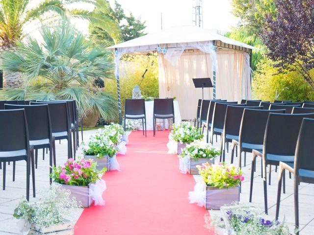 La boda de Victor y Elora en Elda, Alicante 3