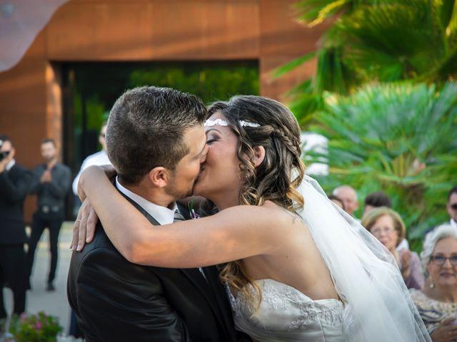 La boda de Victor y Elora en Elda, Alicante 16