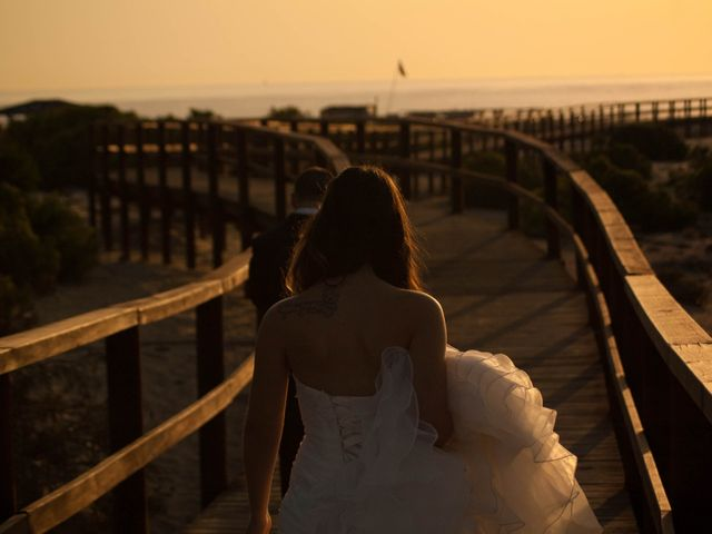 La boda de Victor y Elora en Elda, Alicante 20