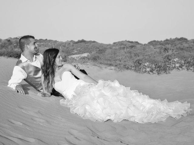 La boda de Victor y Elora en Elda, Alicante 22