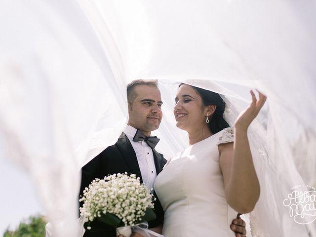 La boda de Alejandro y Cristina en Urda, Toledo 1