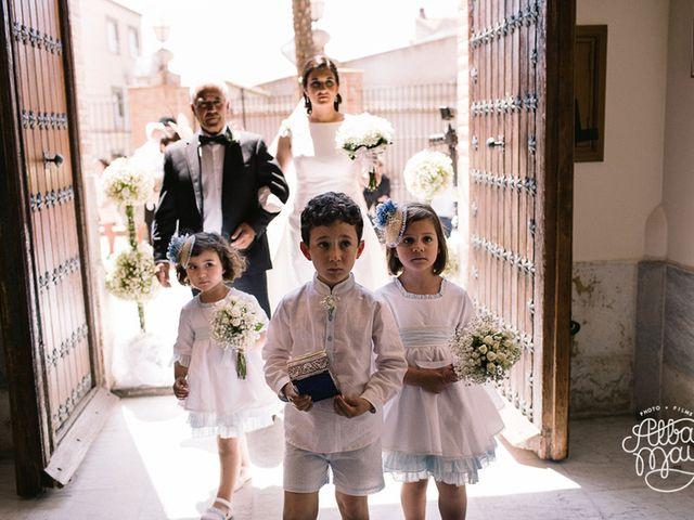 La boda de Alejandro y Cristina en Urda, Toledo 7