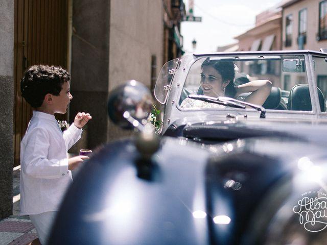 La boda de Alejandro y Cristina en Urda, Toledo 10