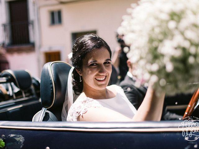 La boda de Alejandro y Cristina en Urda, Toledo 11
