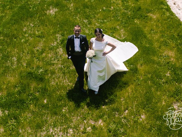 La boda de Alejandro y Cristina en Urda, Toledo 13