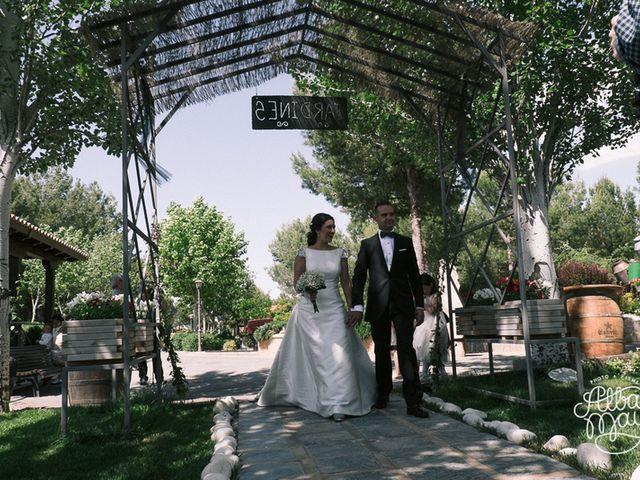 La boda de Alejandro y Cristina en Urda, Toledo 16