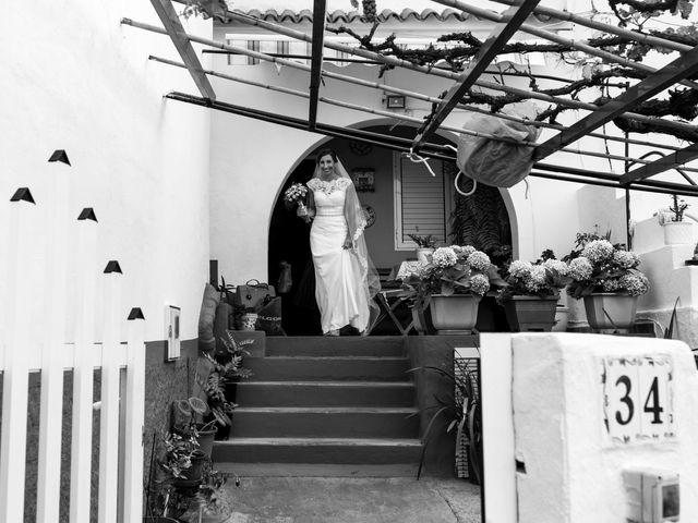 La boda de Cristian y Grima en Galdar, Las Palmas 3