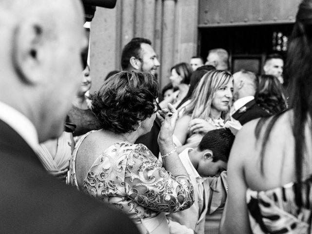 La boda de Cristian y Grima en Galdar, Las Palmas 13