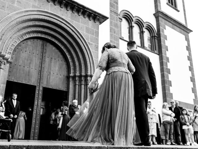 La boda de Cristian y Grima en Galdar, Las Palmas 17