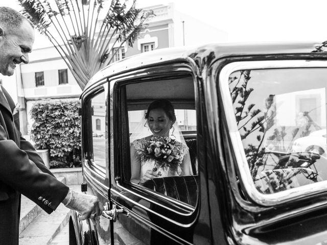 La boda de Cristian y Grima en Galdar, Las Palmas 18