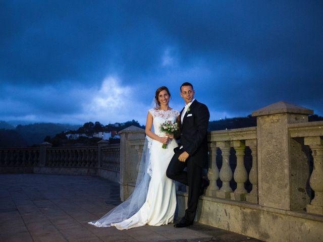 La boda de Cristian y Grima en Galdar, Las Palmas 23