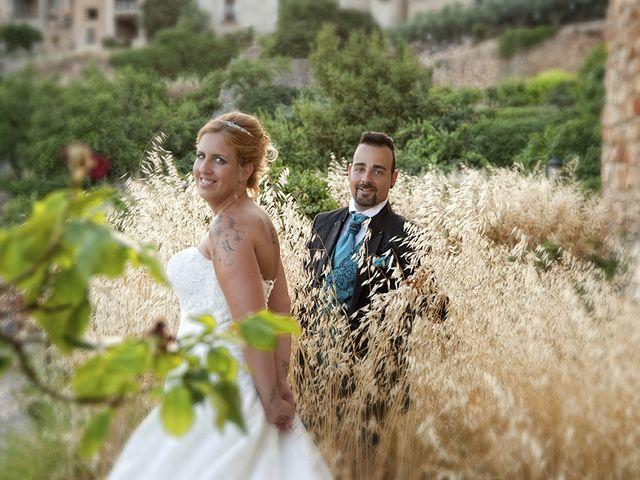 La boda de Lorena y Israel