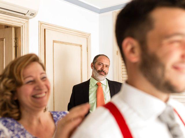 La boda de Andres y Inma en Santa Maria (Isla De Ibiza), Islas Baleares 8