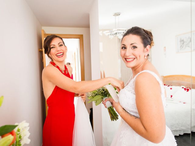 La boda de Andres y Inma en Santa Maria (Isla De Ibiza), Islas Baleares 18