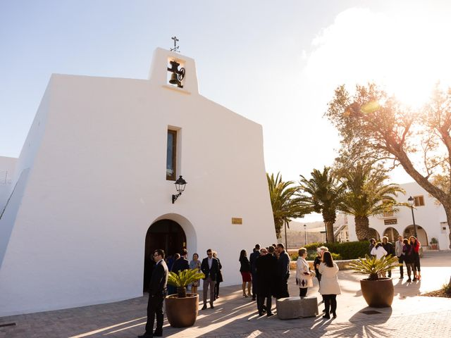 La boda de Andres y Inma en Santa Maria (Isla De Ibiza), Islas Baleares 25