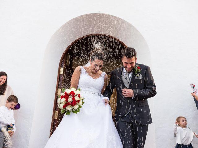 La boda de Andres y Inma en Santa Maria (Isla De Ibiza), Islas Baleares 31