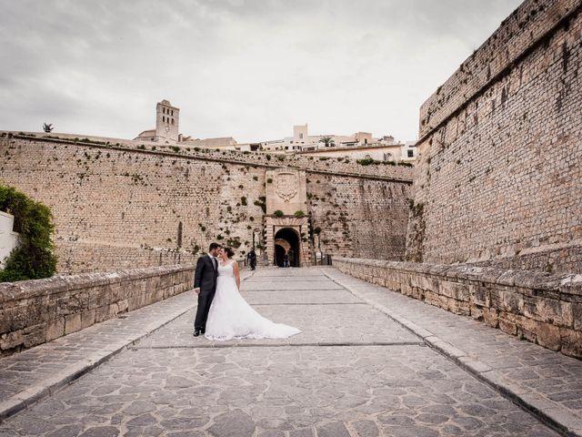 La boda de Andres y Inma en Santa Maria (Isla De Ibiza), Islas Baleares 34