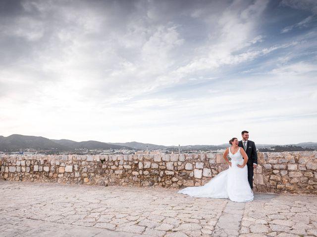 La boda de Andres y Inma en Santa Maria (Isla De Ibiza), Islas Baleares 36