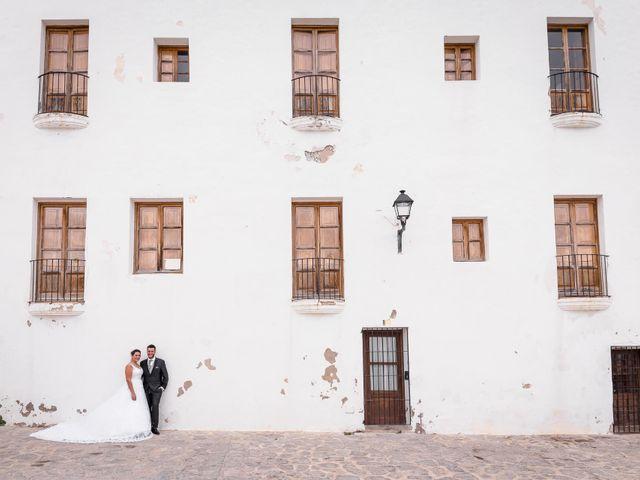 La boda de Andres y Inma en Santa Maria (Isla De Ibiza), Islas Baleares 1