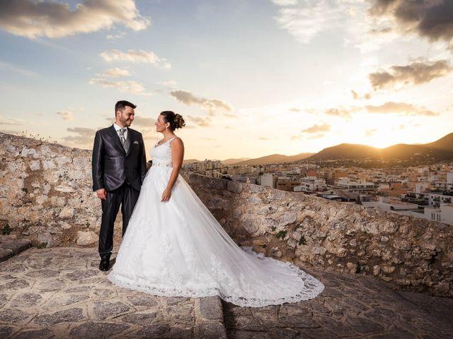 La boda de Inma y Andres